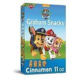 Keebler PAW Patrol, Graham Snacks, Cinnamon, Made with Whole Grain, 11oz Box(Pack of 6)