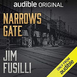 Narrows Gate audiobook cover art