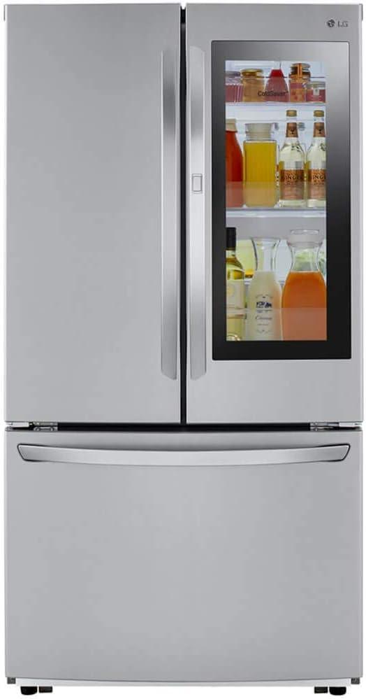 InstaView Door-in-Door Refrigerator