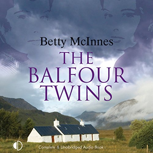 The Balfour Twins audiobook cover art
