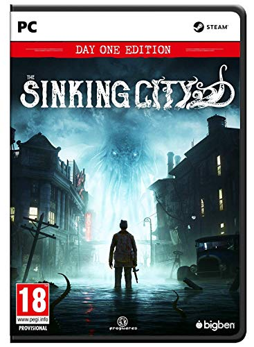 The Sinking City - Day One Edition (PC Steam) (輸入版)