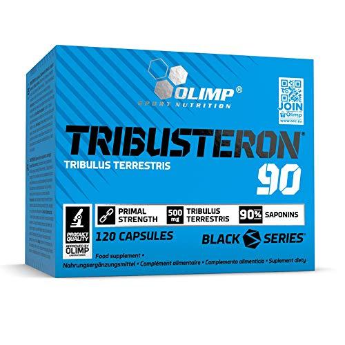 Olimp Tribusteron 90, 120 Kapseln, 1er Pack (1 x 74,4 g)