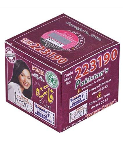 fair n pink Faiza Beauty Cream (Pink, 50 g)