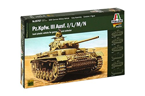 Carson Pz. Kpfw. III Ausf. J/L/M/N