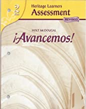 ?Avancemos!: Heritage Learners Assessment Level 2 (Spanish Edition)