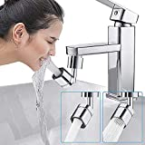 Best Kitchen Taps - Splash Filter Faucet 720° Rotating Sink Faucet Aerator Review