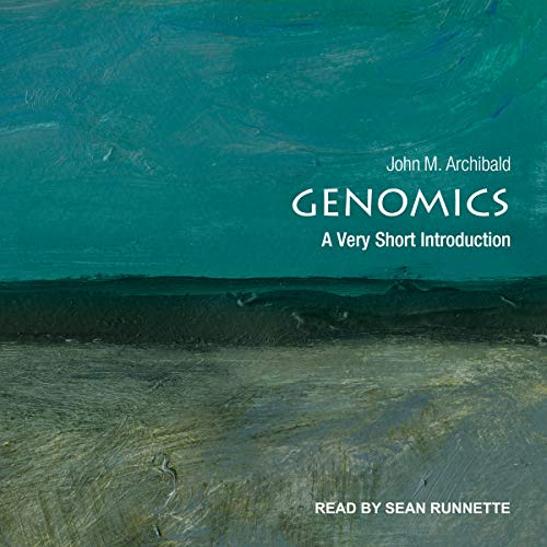 Genomics Audiobook By John M. Archibald cover art