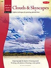 How to Paint Clouds & Skyscapes