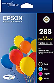 Epson 288 4 Colour Ink Pack - Xp-240 Xp-340 XP-440