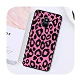 Phone cover Fashion Tiger Leopard Print Panther Phone Case