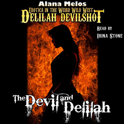 The Devil and Delilah audiobook cover art