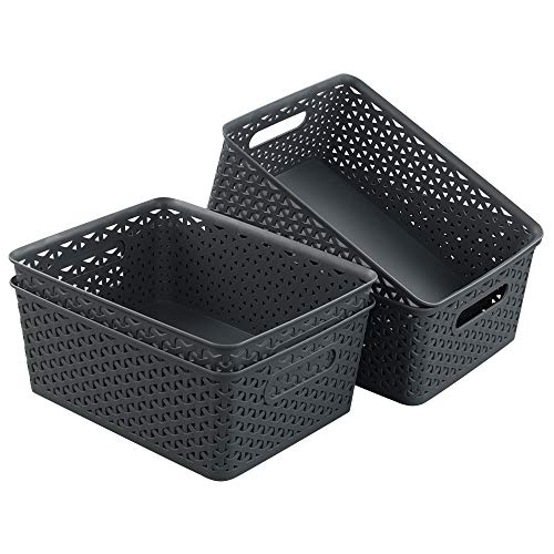 cesta gris fabricante Utiao