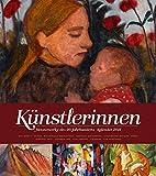 Künstlerinnen, Meisterwerke des 20. Jahrhunderts, Kalender 2021, Wandkalender im Hochformat (48x54 cm), Kunstkalender (klassische Moderne), Malerinnen