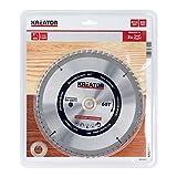 KREATOR KRT020424 KRT020424-Disco de Sierra Madera 216mm60d