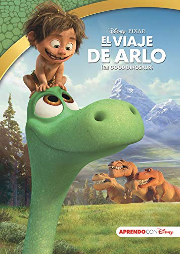 El viaje de Arlo (Leo, juego y aprendo con Disney): Con actividades en el interior