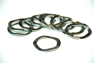 Wheels Manufacturing Wave Washer Spacers 24mm Bike Pack Accessories (Bag of 10)