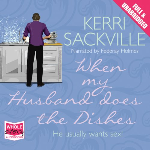 When My Husband Does the Dishes audiobook cover art