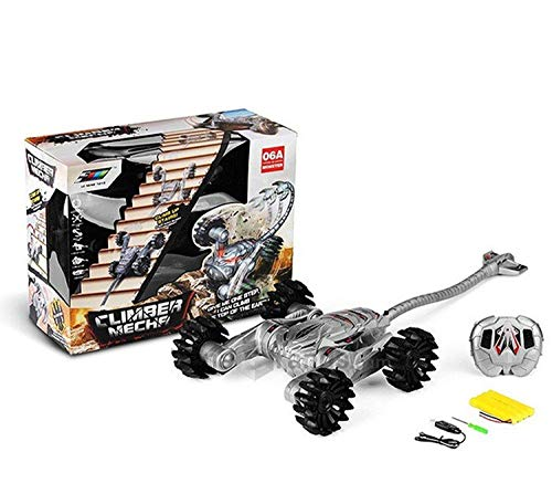 Moderno Kid All Terrain Robotic Climbing Monster with RC Remote Control
