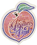 C&D Visionary Licenses Products Allman Brothers NY Peach Sticker