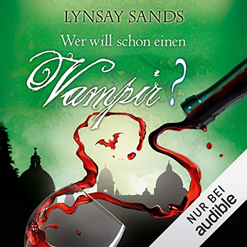 Wer will schon einen Vampir? audiobook cover art