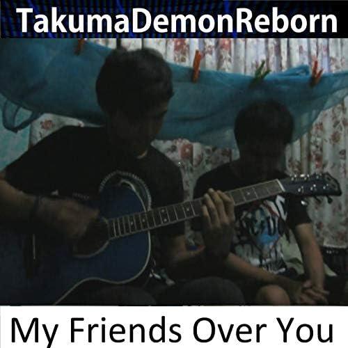 Takuma Demon Reborn