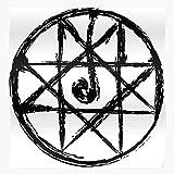 Fullmetal Fusion Alchemist Metal Full Geschenk für