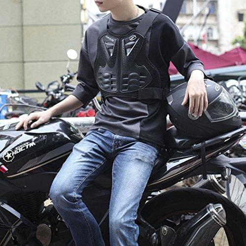QIHANG『バイク用胸部プロテクター』