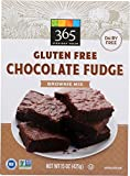 365 Everyday Value, Gluten Free Chocolate Fudge Brownie Mix, 15 oz