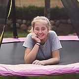 Immagine 2 ultrasport trampolino da giardino adatto