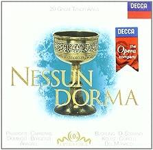 Nessun Dorma ~ 20 Great Tenor Arias / Pavarotti, Carreras, Domingo, Bergonzi, Aragall, Björling, Di Stefano, Kollo, Corelli, Del Monaco...