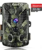 Abask Trail Game Camera, 16MP 1080P Wildlife Hunting Camera with IP67...