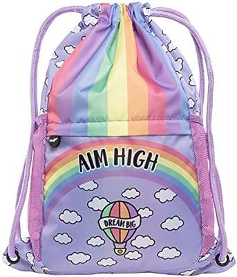 Marvel Avengers Sports Bag Sport Bag Gym Children Kid Travel Bag PE Football