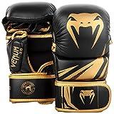 Venum Challenger 3.0 Sparring Gloves - Black/Gold - L/XL
