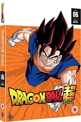 Dragon Ball Super Part 6 (Episodes 66-78) [DVD]
