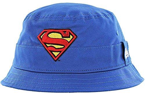 New Era Superman Character Bucket Hat Toddler Royal Sonnenhut Kids DC Comics