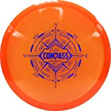 Latitude 64 Compass Midrange Disc Golf - Opto Line - Stable and Versatile - Colors May Vary - 173-176 Grams