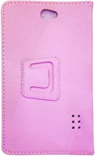 Book Case Cover G-TiDE Tablet G19/G25-Pink