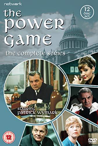 The Power Game - The Complete Series [Edizione: Regno Unito]