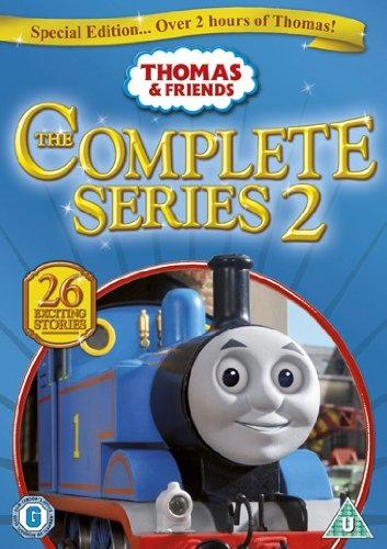 Thomas & Friends - The Complete Series 2 [Reino Unido] [DVD]