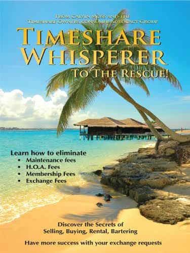 Timeshare Whisperer to the Rescue (English Edition)