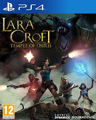 Lara Croft und der Tempel des Osiris [AT-PEGI] (PS4)