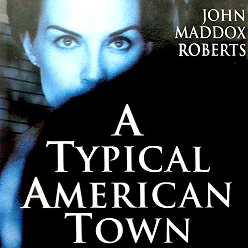 A Typical American Town audiobook cover art