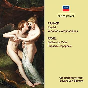 Ravel, Franck: Orchestral Works