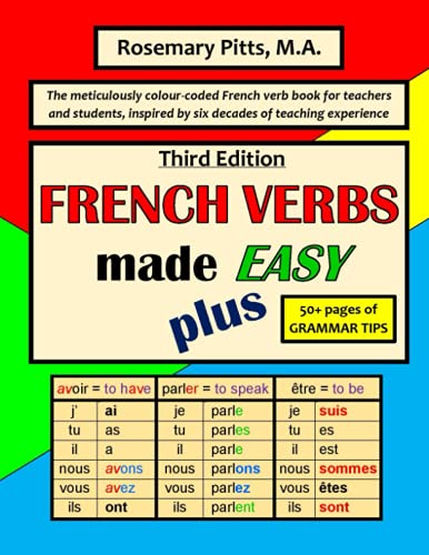 FRENCH VERBS Made Easy PLUS