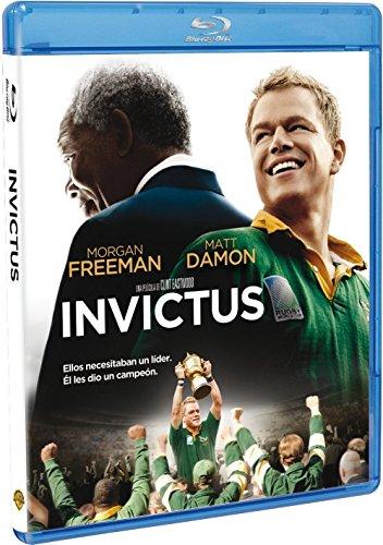 Invictus (Blu-Ray) (Import) (Keine Deutsche Sprache) (2010) Morgan Freeman; Matt Damon; Clint Eastwood