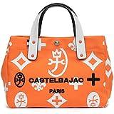 [CASTELBAJAC(カステルバジャック)] ミニトートバッグ アミン 070511 (オレンジ)
