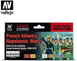vallejo napoleonic paint set