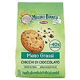 Mulino Bianco - Biscotti Chicchi di Cioccolato con Farina d'Orzo - 3 confezioni da 300 g [900 g]
