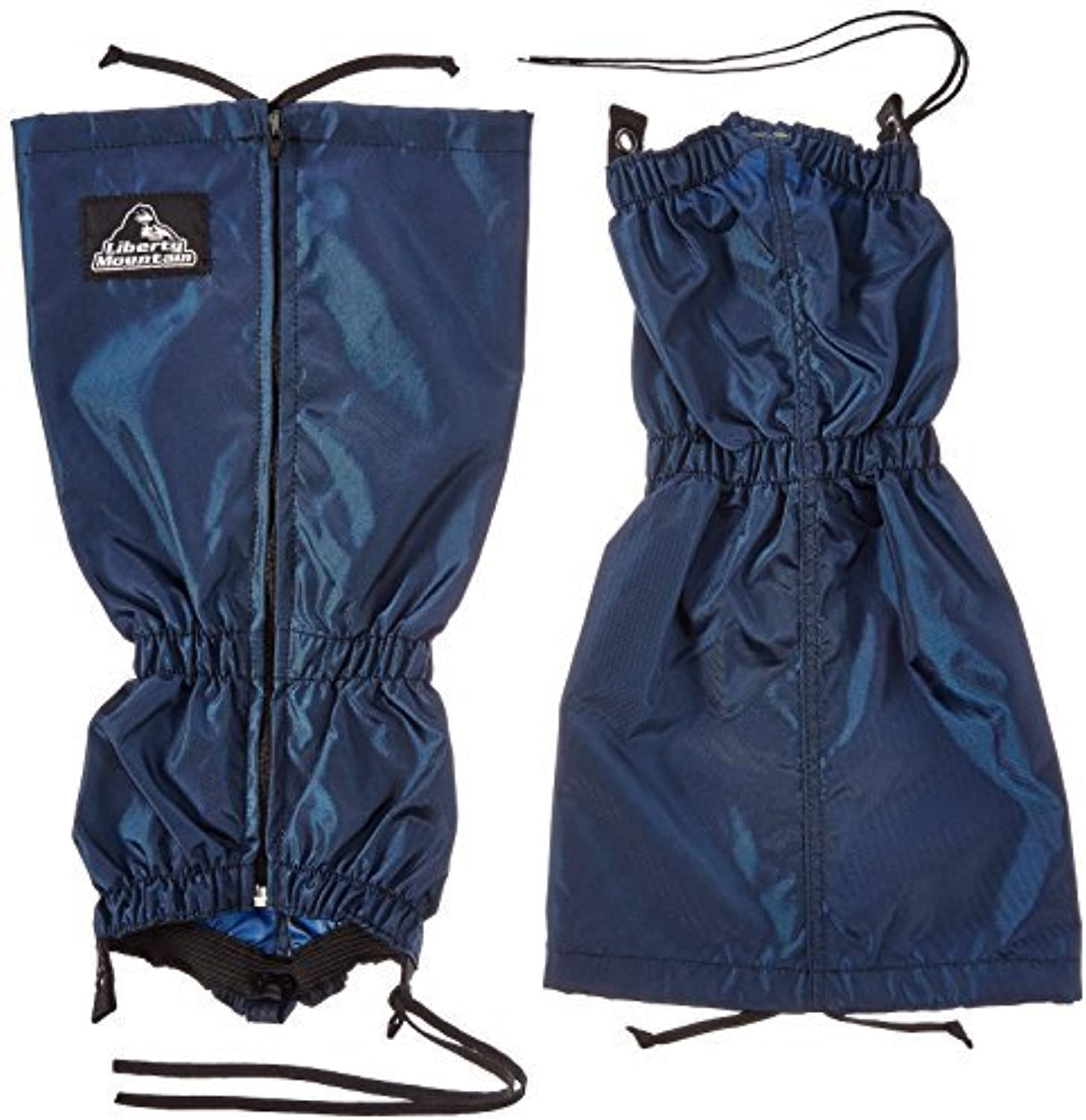 Liberty Mountain Nylon Gaiter (Navy) by Liberty Mountain
