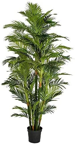 8 Foot Natural Touch Majesty Palm Minneapolis Mall Tree Fort Worth Mall